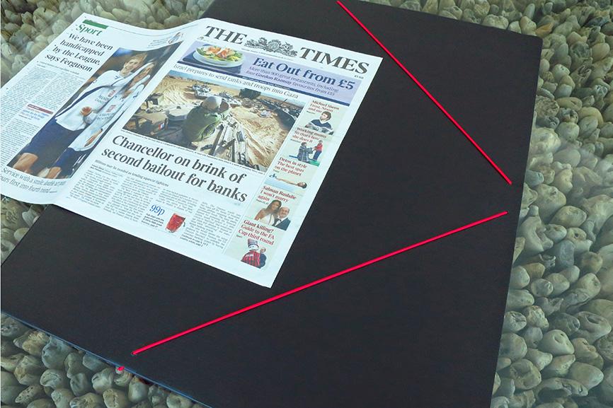 Bitcoin Times 2009 Newspaper Genesis Block